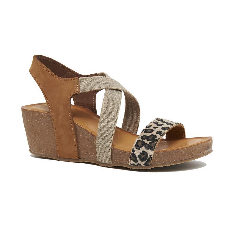 Chiara Kadın Dolgu Topuklu Sandalet 2010046330001