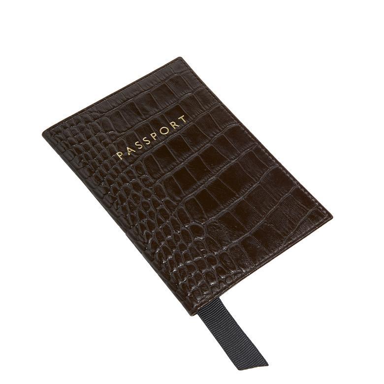 Kroko Baskılı Deri Pasaportluk 1010030115002