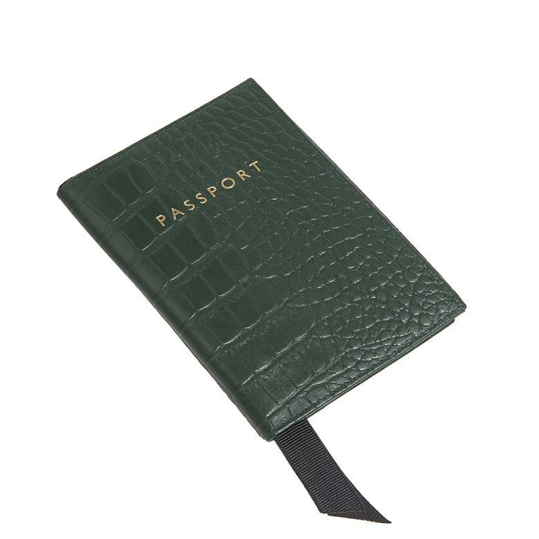 Kroko Baskılı Deri Pasaportluk 1010030115001