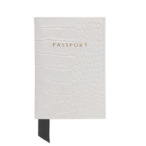 Kroko Baskılı Deri Pasaportluk 1010030115003