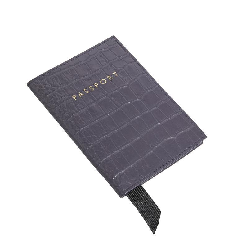 Kroko Baskılı Deri Pasaportluk 1010030115004