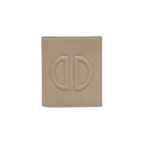 D Logolu Kadın Deri Cüzdan 1010030190001