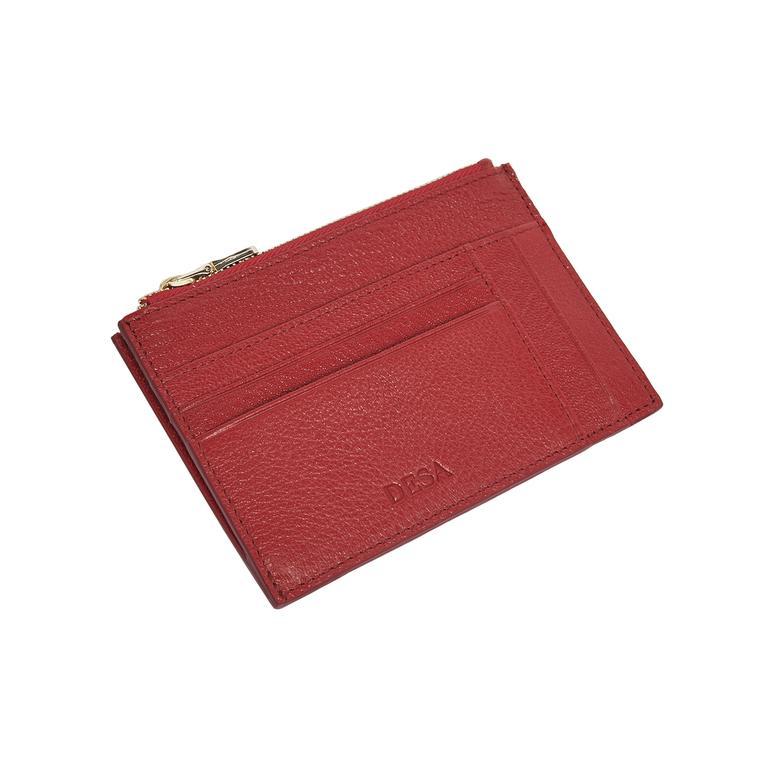 Kırmızı Adore Kadın Deri Kartlık 1010030367001
