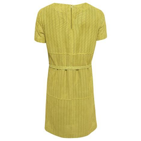 Marsala Kadın Süet Perfore Elbise 1010030376018