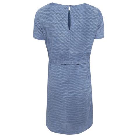 Marsala Kadın Süet Perfore Elbise 1010030376009