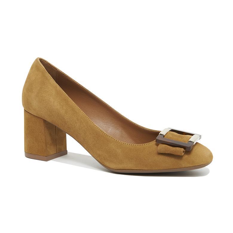 Wendy Kadın Süet Klasik Ayakkabı 2010045963002