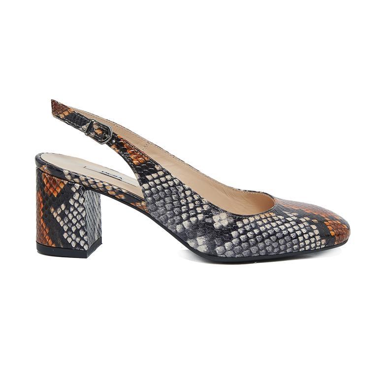 Bertie Kadın Deri Klasik Ayakkabı 2010045965002