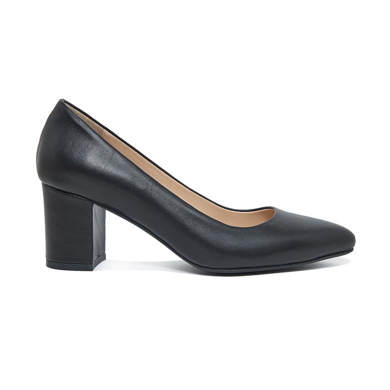 Dolly Kadın Deri Klasik Ayakkabı 2010045989001