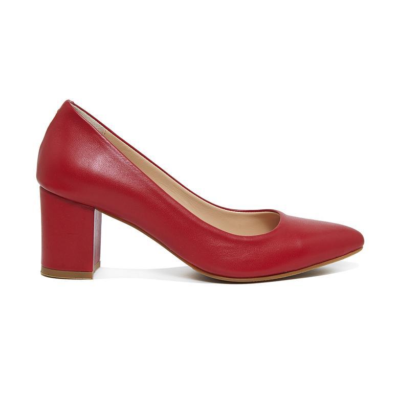 Dolly Kadın Deri Klasik Ayakkabı 2010045989006