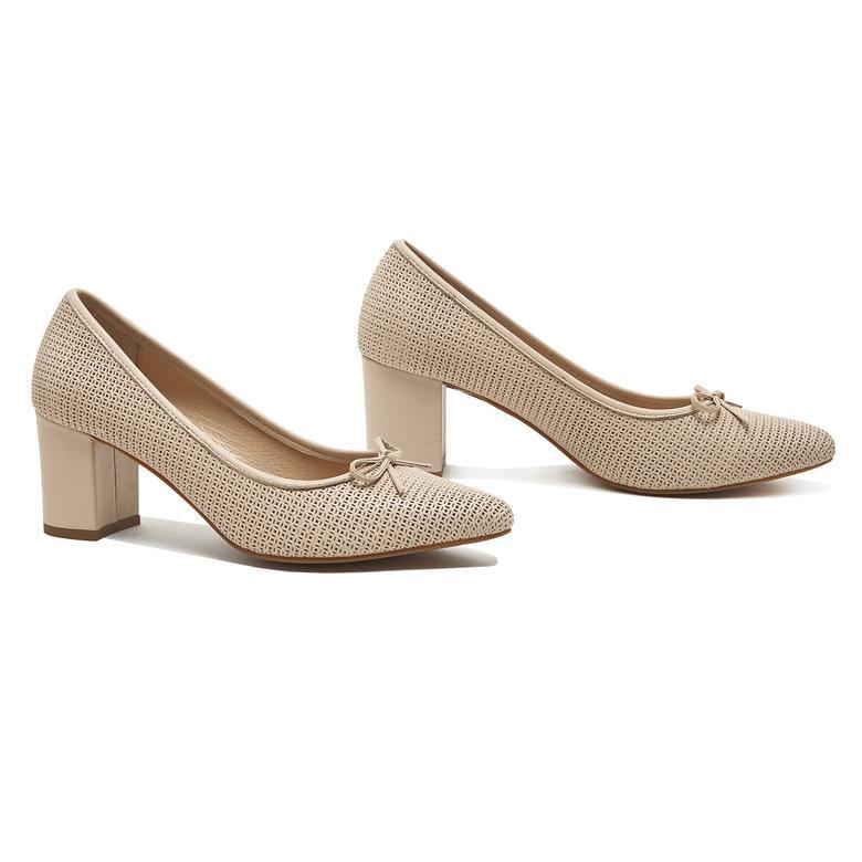 Kimmie Kadın Deri Klasik Ayakkabı 2010045987007