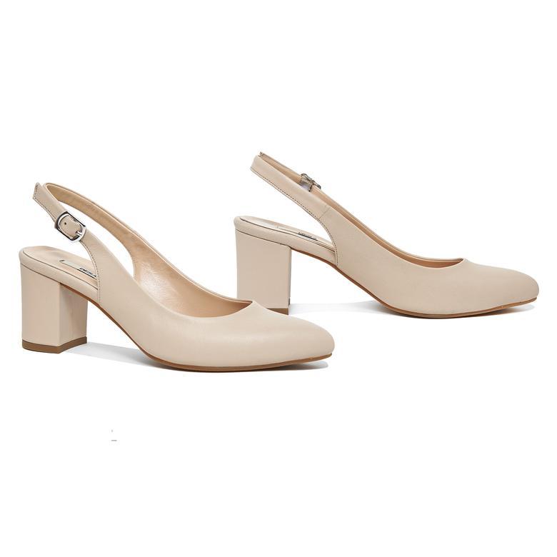 Sienna Kadın Deri Klasik Ayakkabı 2010045988006