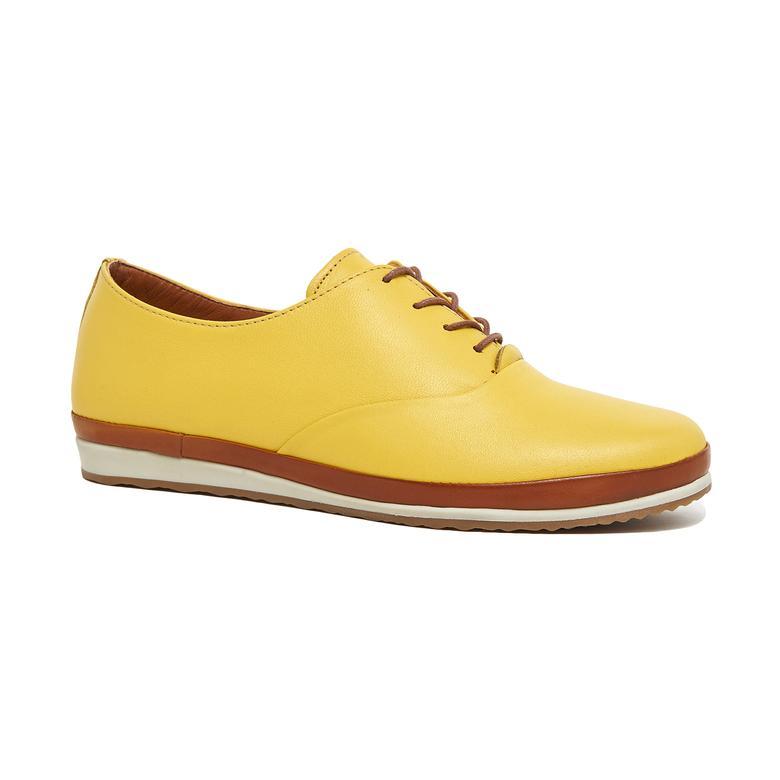 Warren Kadın Deri Günlük Ayakkabı 2010046003012