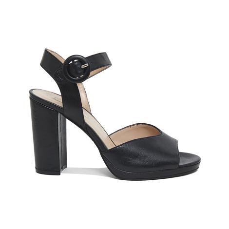 Nydrinia Kadın Deri Topuklu Sandalet 2010046129001