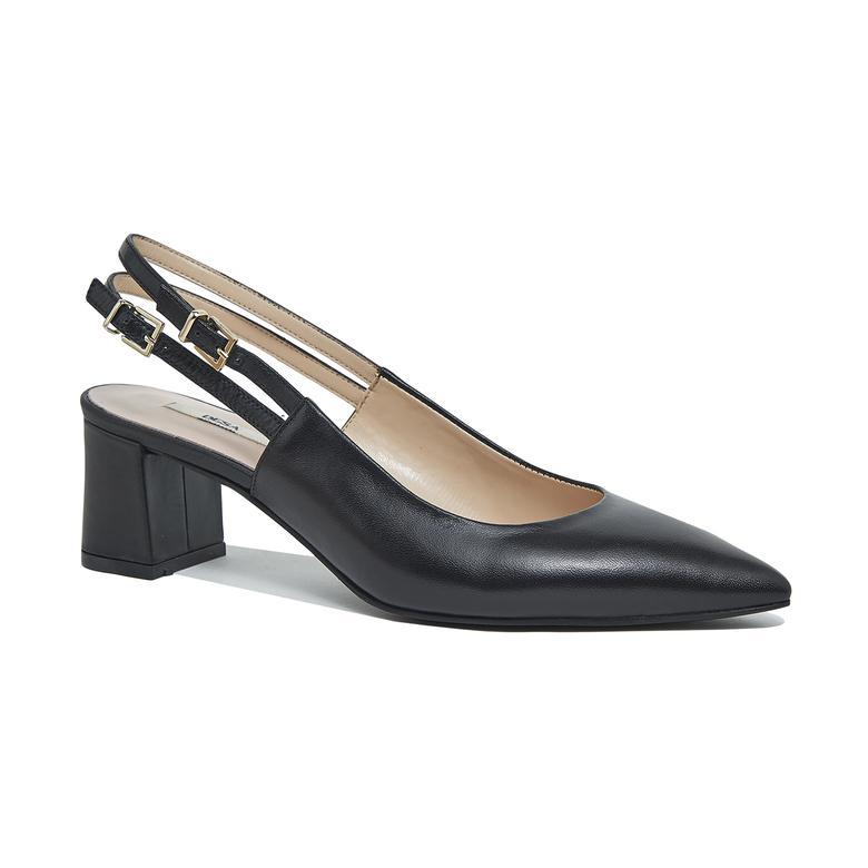 Beringel Kadın Deri Klasik Ayakkabı 2010046141003