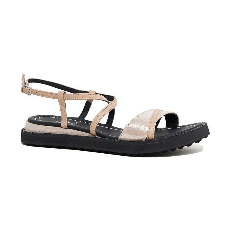 Lucinda Kadın Deri Sandalet 2010046180012