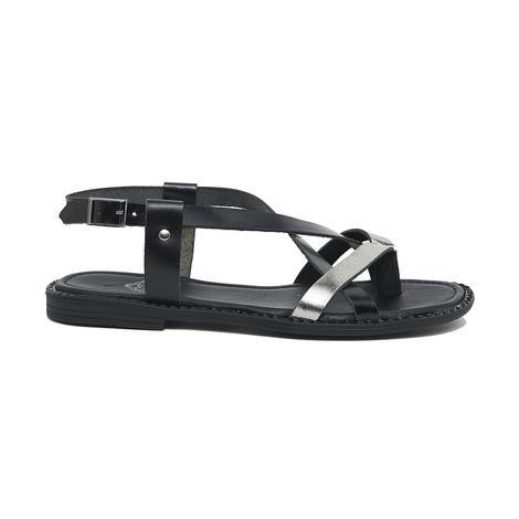 Rossy Kadın Deri Sandalet 2010046179007