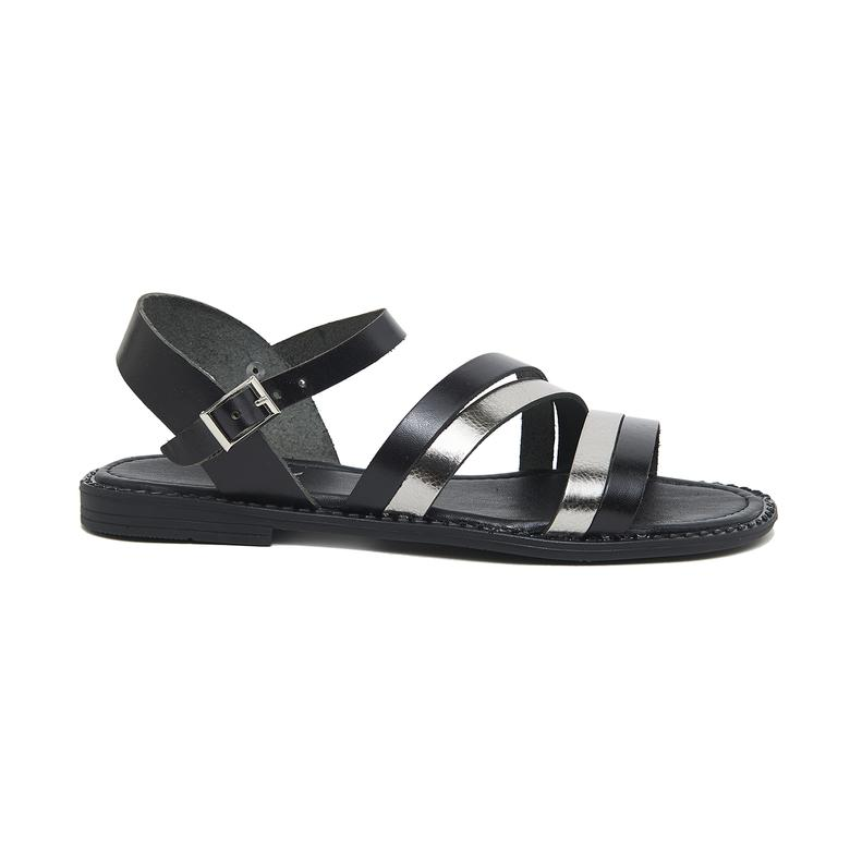 Greta Kadın Deri Sandalet 2010046175006