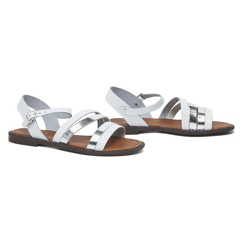 Greta Kadın Deri Sandalet 2010046175002
