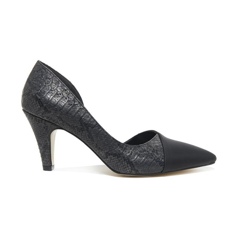 Siyah Khloe Kadın Stiletto 2010046118006