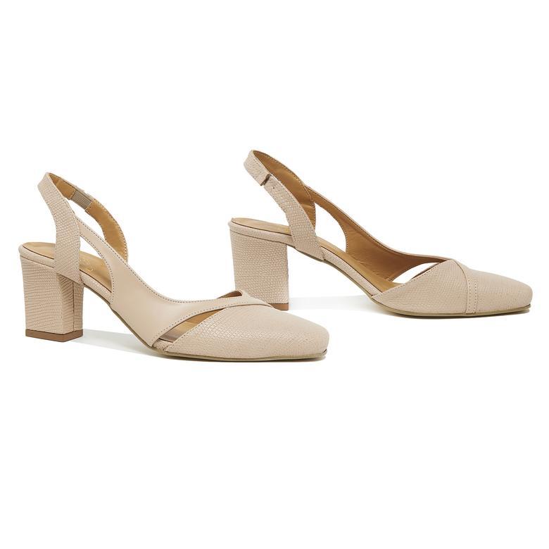 Konospe Kadın Klasik Ayakkabı 2010046348008