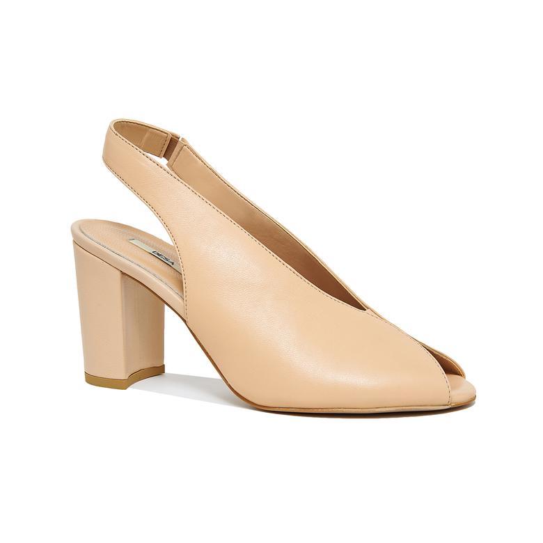 Adelessa Kadın Deri Klasik Ayakkabı 2010046304015