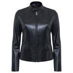 Paride Kadın Deri Basic Ceket 1010030503002