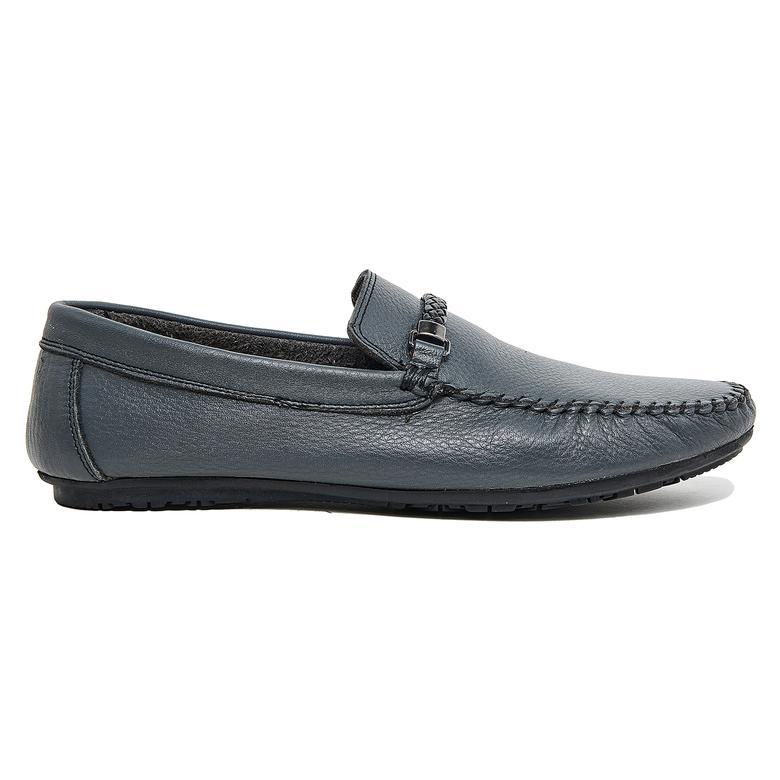 Nichol Erkek Deri Günlük Ayakkabı 2010046056016