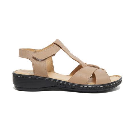 Pietra Kadın Deri Sandalet 2010046250022