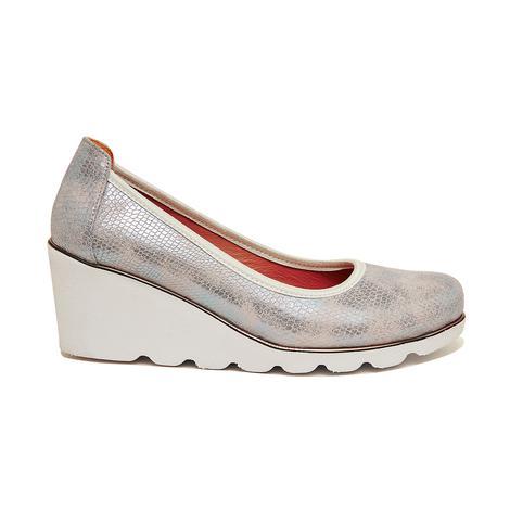 Hoja Kadın Deri Günlük Ayakkabı 2010046005007