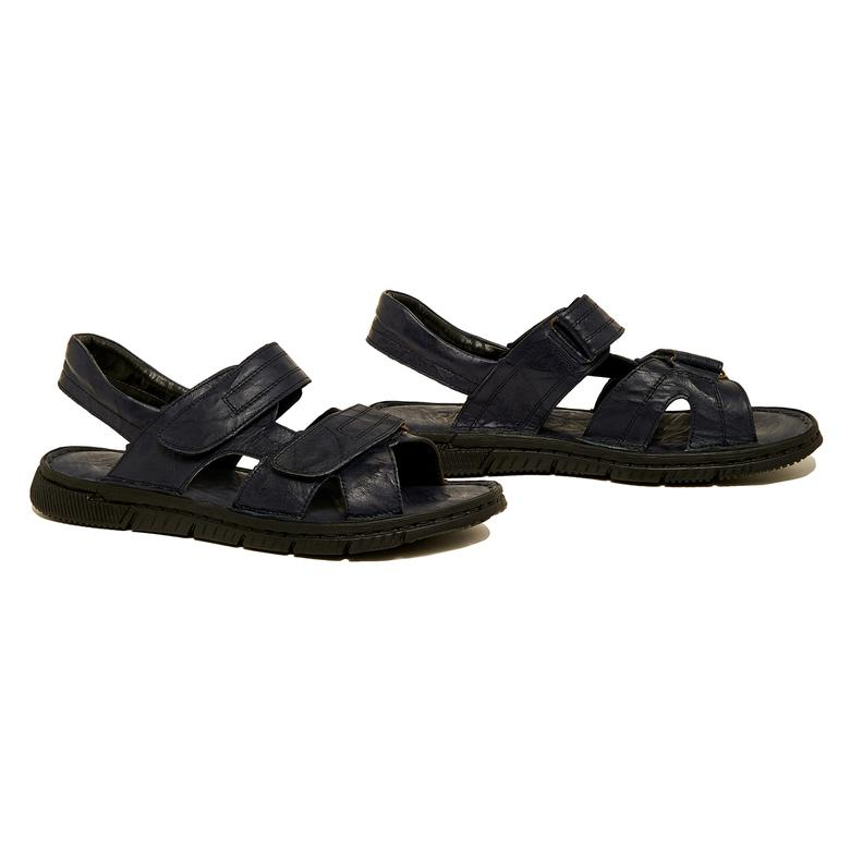 Donati Erkek Deri Sandalet 2010046162003
