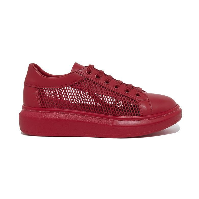 Sandra Kadın Yüksek Taban Spor Ayakkabı 2010046154010