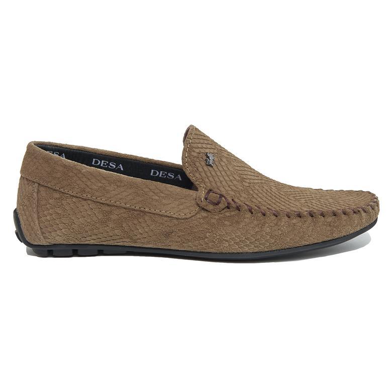 Santino Erkek Süet Günlük Ayakkabı 2010046214007