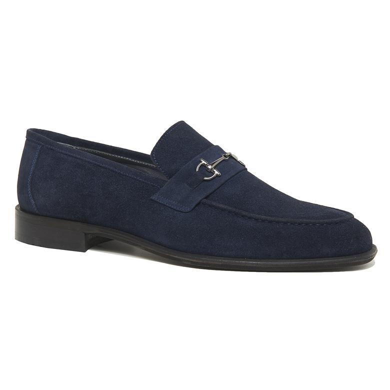Orsino Erkek Süet Klasik Ayakkabı 2010046256004