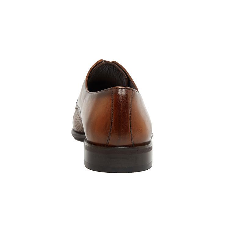 Nario Erkek Deri Klasik Ayakkabı 2010046254006