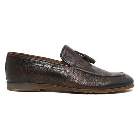 Giergio Erkek Deri Günlük Ayakkabı 2010046264008