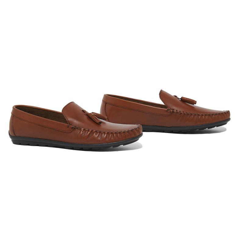 Jasmin Erkek Deri Günlük Ayakkabı 2010046257012