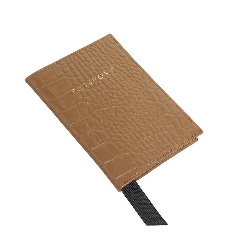 Kroko Baskılı Deri Pasaportluk 1010030115005