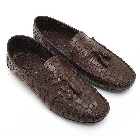 Rubert Erkek Deri Günlük Ayakkabı 2010046213006
