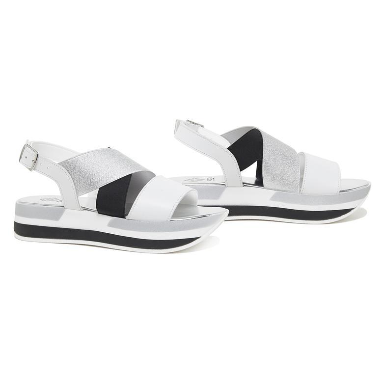 Cherie Kadın Deri Sandalet 2010046201004