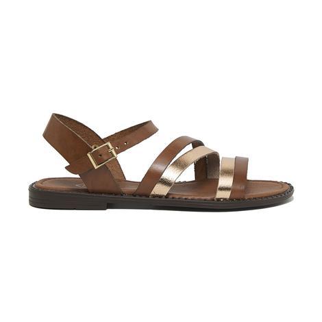Greta Kadın Deri Sandalet 2010046175011