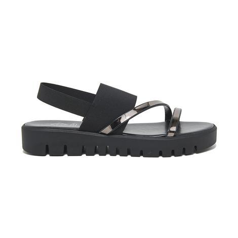 Siyah Meila Kadın Terlik/Sandalet 2010046208001