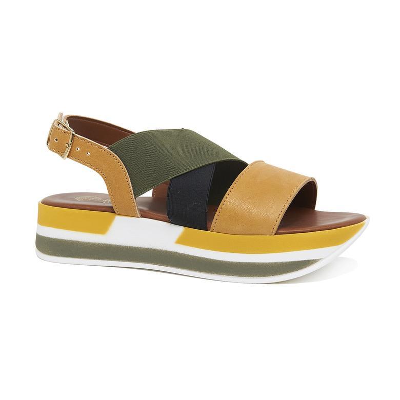 Cherie Kadın Deri Sandalet 2010046190002