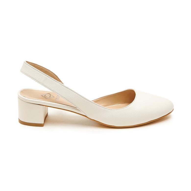 Kievo Kadın Deri Klasik Ayakkabı 2010046522009