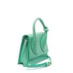 Yeşil Nancy Kadın Deri El Çantası 1010030943003