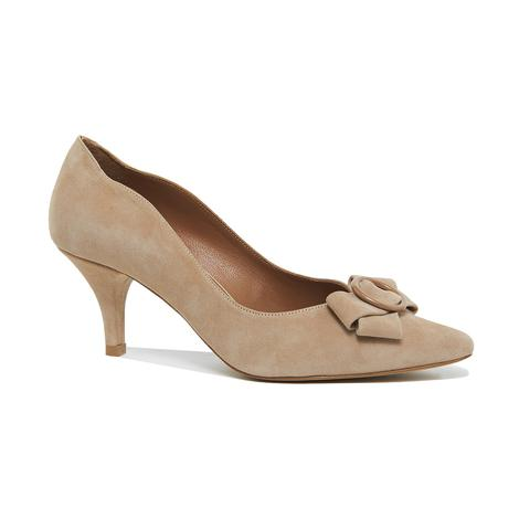 Poetica Kadın Süet Klasik Ayakkabı 2010046032001