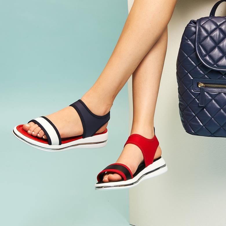 Caprosa Kadın Deri Sandalet 2010046023008