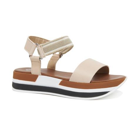 Daze Kadın Deri Sandalet 2010046202014