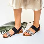 Saucey Kadın Terlik/Sandalet 2010046210001
