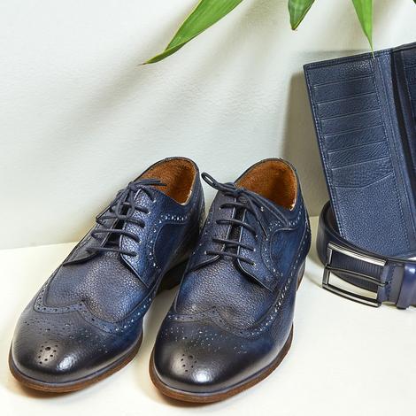 Lucca Erkek Deri Günlük Ayakkabı 2010046267003