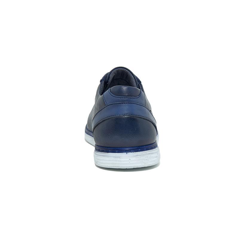Kevin Erkek Deri Spor Ayakkabı 2010045900001
